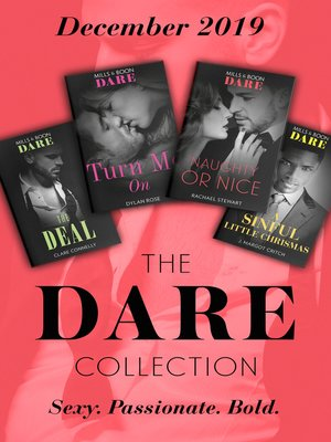 cover image of The Dare Collection December 2019
