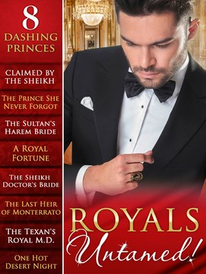cover image of Royals Untamed!