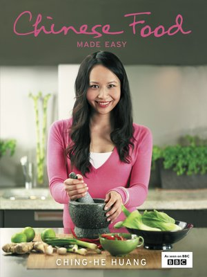 cover image of Chinese Food Made Easy