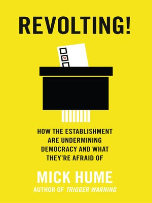 cover image of Revolting!