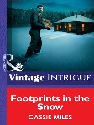 cover image of Footprints in the Snow