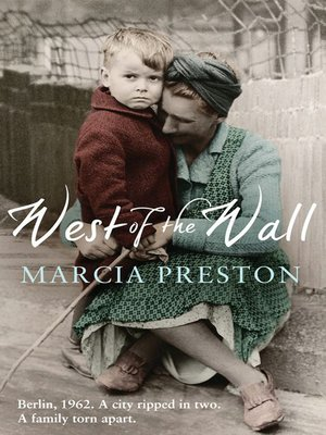 cover image of West of the Wall