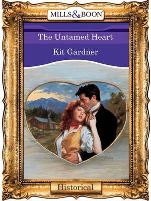 cover image of The Untamed Heart