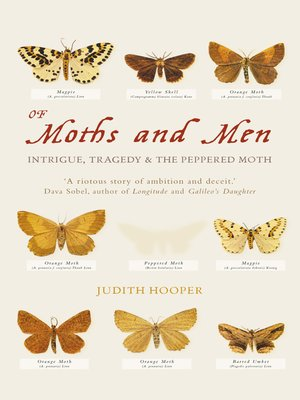 cover image of Of Moths and Men