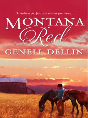 cover image of Montana Red