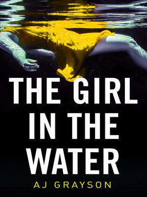 cover image of The Girl in the Water