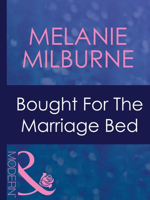 cover image of Bought for the Marriage Bed