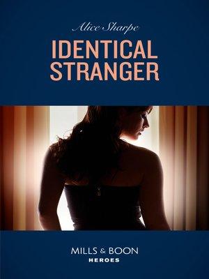 cover image of Identical Stranger