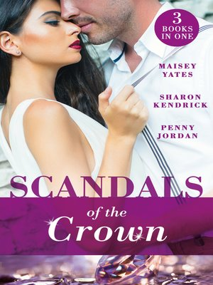 cover image of Scandals of the Crown
