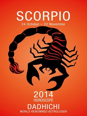 cover image of Scorpio 2014