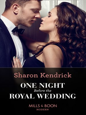 cover image of One Night Before the Royal Wedding