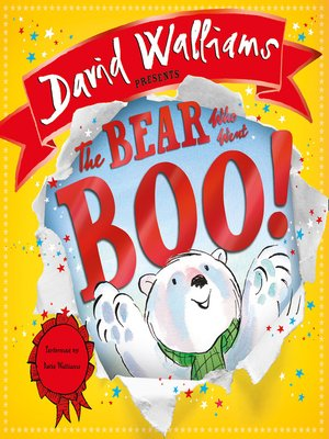 cover image of The Bear Who Went Boo!