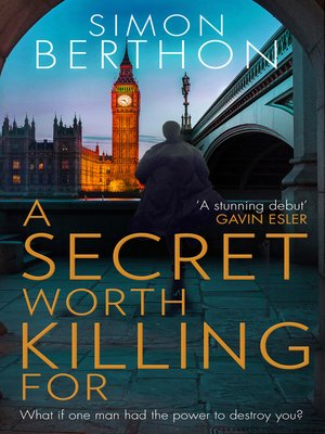 cover image of A Secret Worth Killing For