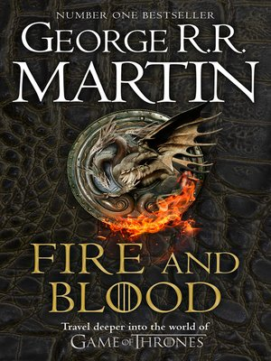 cover image of Fire and Blood