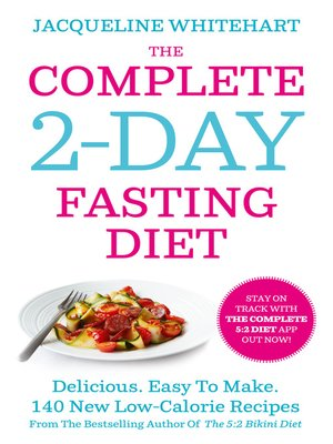 cover image of The Complete 2-Day Fasting Diet