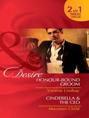 cover image of Honour-Bound Groom / Cinderella & the CEO
