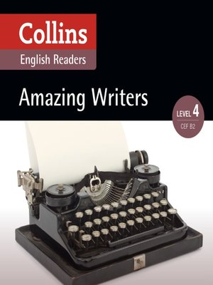 cover image of Amazing Writers