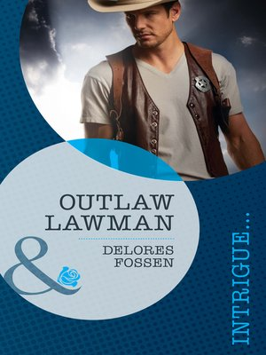 cover image of Outlaw Lawman