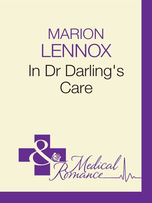 cover image of In Dr Darling's Care