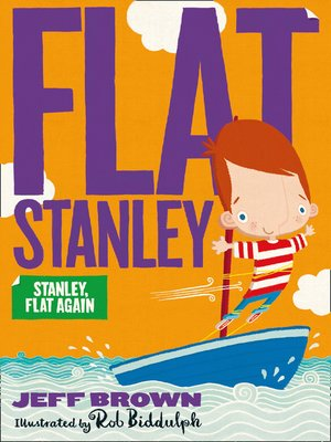 cover image of Stanley Flat Again!