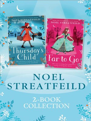 cover image of Noel Streatfeild 2-book Collection