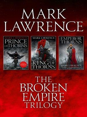 Prince Of Thorns Ebook