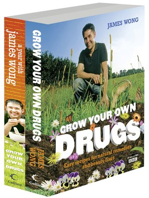 cover image of Grow Your Own Drugs and Grow Your Own Drugs a Year with James Wong Bundle