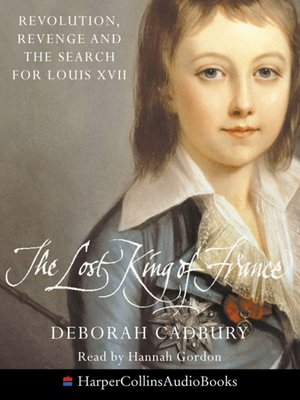 cover image of The Lost King of France