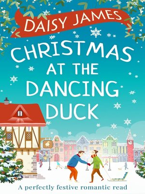 cover image of Christmas at the Dancing Duck