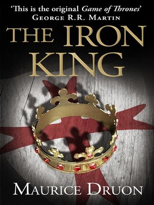 cover image of The Iron King