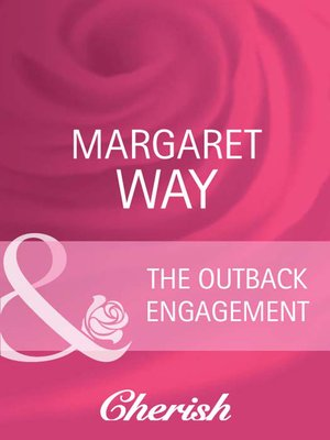 cover image of The Outback Engagement