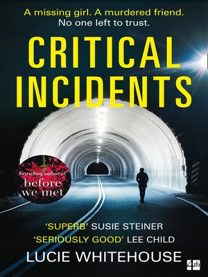 cover image of Critical Incidents