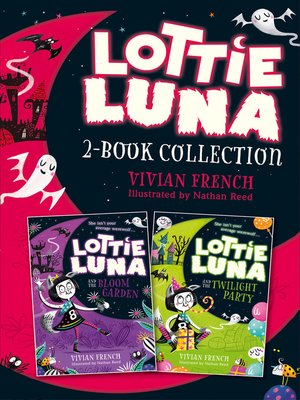 cover image of Lottie Luna 2-book Collection, Volume 1