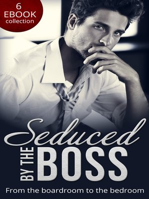 cover image of Seduced by the Boss