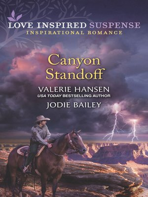 cover image of Canyon Standoff