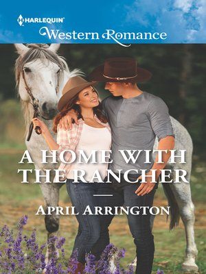 cover image of A Home With the Rancher