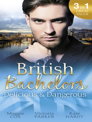 cover image of British Bachelors