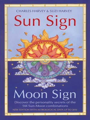 cover image of Sun Sign, Moon Sign