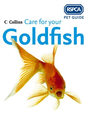 cover image of Care for your Goldfish