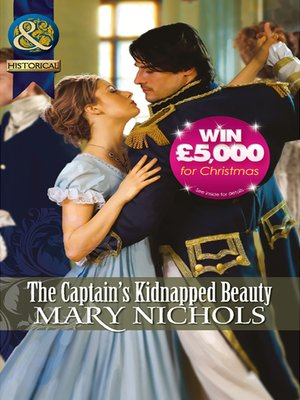 cover image of The Captain's Kidnapped Beauty