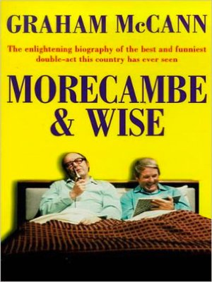 cover image of Morecambe and Wise