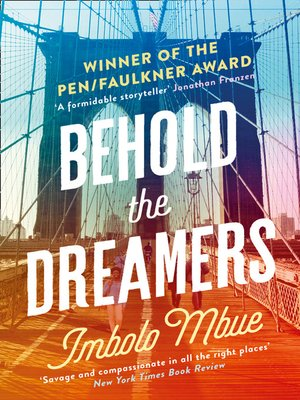 cover image of Behold the Dreamers