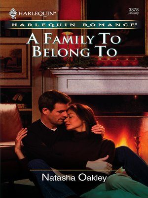cover image of A Family to Belong to