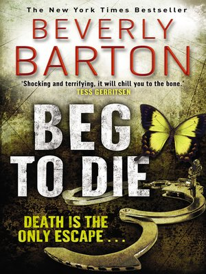cover image of Beg to Die