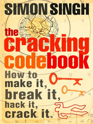 cover image of The Cracking Code Book