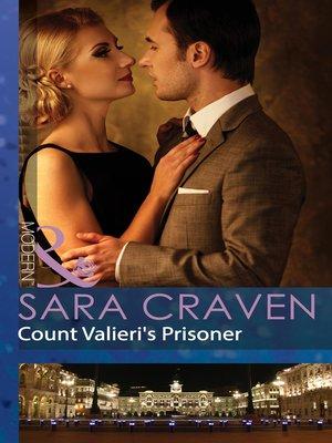 cover image of Count Valieri's Prisoner