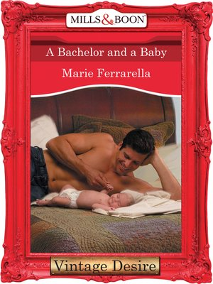 cover image of A Bachelor and a Baby