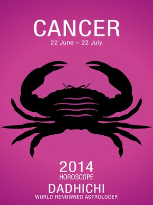 cover image of Cancer 2014