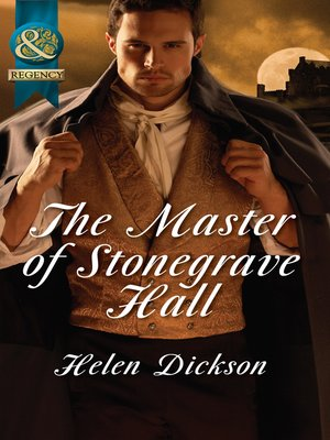 cover image of The Master of Stonegrave Hall