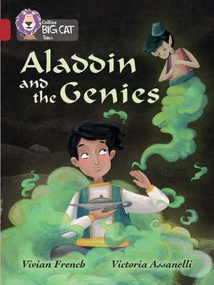 cover image of Aladdin and the Genies